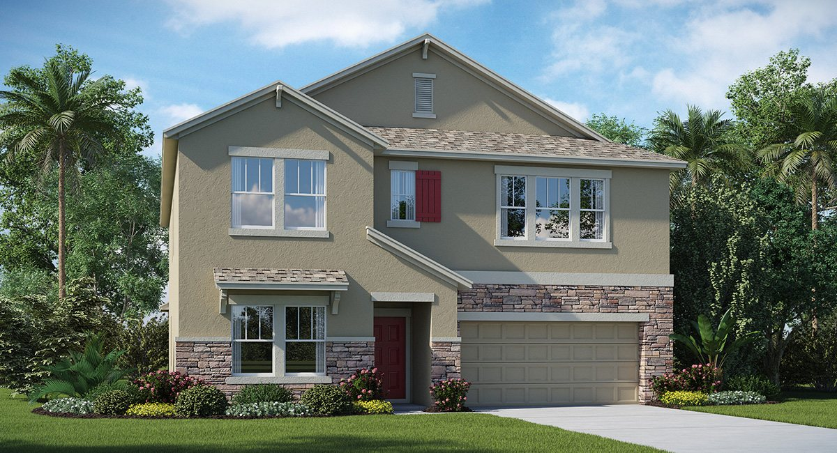 Cypress Creek Community New Homes and Resales Near Golf and Beaches