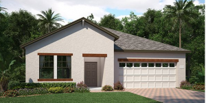 Heron-Preserve-at-K-Bar-Ranch/Bourne 1,971 Square Feet 3 Bedrooms 2 Bathrooms 2 Car Garage 1 Story New Tampa Florida