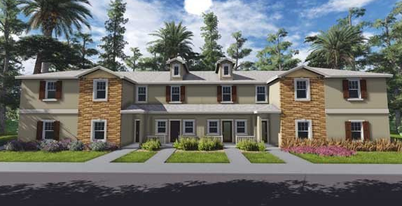 Meadow Pointe Claridge Townhomes