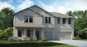 Sereno/Sereno-Estates/The Kent-islander 3,309 sq. ft. 4 Bedrooms 3.5 Bathrooms 1 Half bathroom 3 Car Garage 2 Stories Wimauma Fl