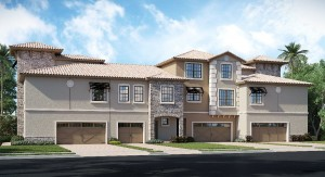 ChampionsGate Florida/The Canterbury 2,596 sq. ft. 4 Bedrooms 4 Bathrooms 2 Car Garage 3 Stories