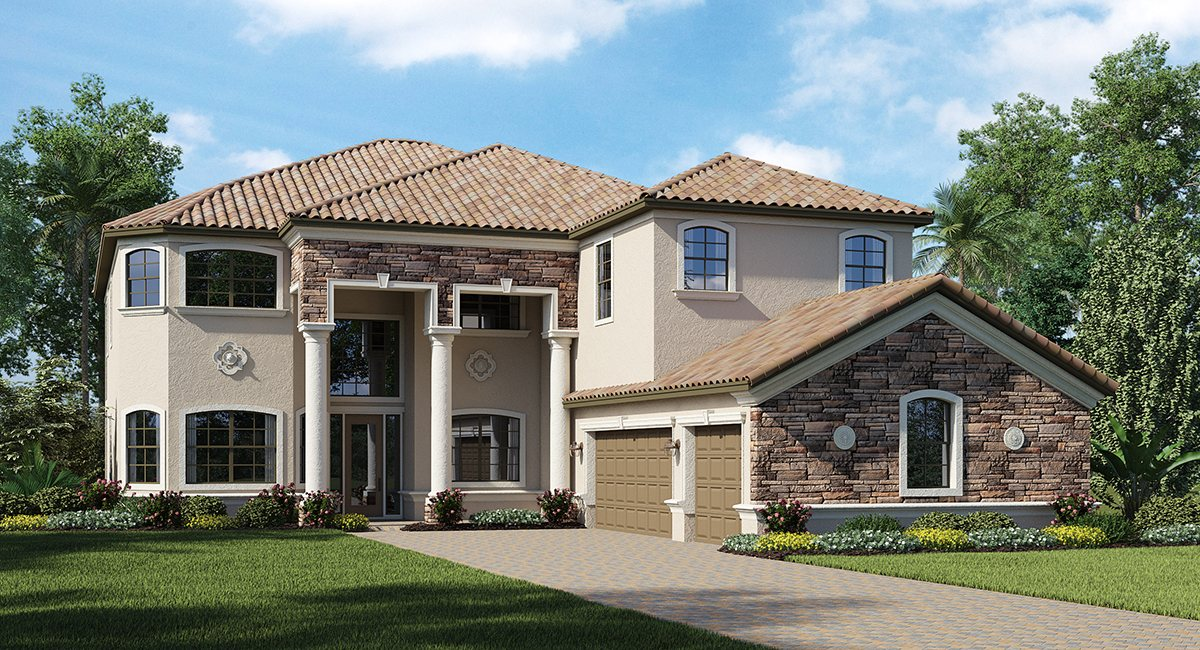 Lakewood-National Estate-Homes The Chapel Hill 3,800 sq. ft. 5 Bedrooms 4 Bathrooms 3 Car Garage 2 Stories.jpg