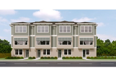 South Florida New Town Homes - New Construction