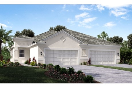 University Village in Sarasota Florida – New Construction From $248,400 – $430,489