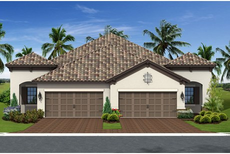 Villa Amalfi Sarasota Florida - New Construction From $244,990 - $297,990