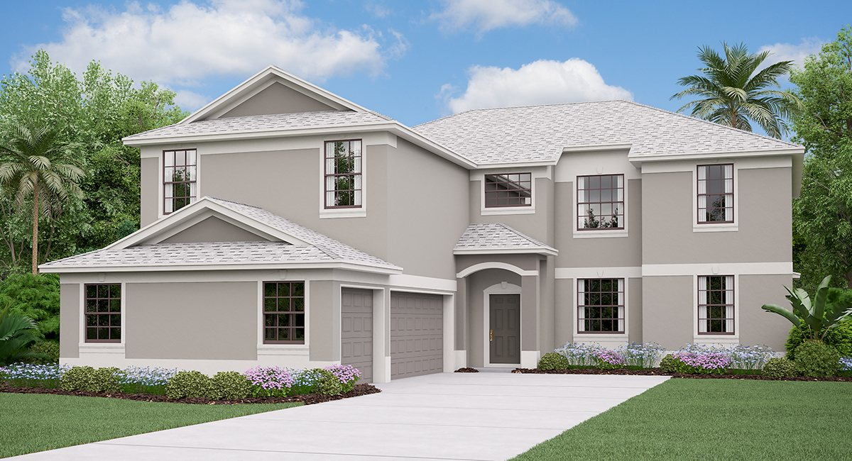 Brand New Home Ready for 2019 | Riverview Florida Real Estate | Riverview Realtor | New Homes for Sale | Riverview Florida